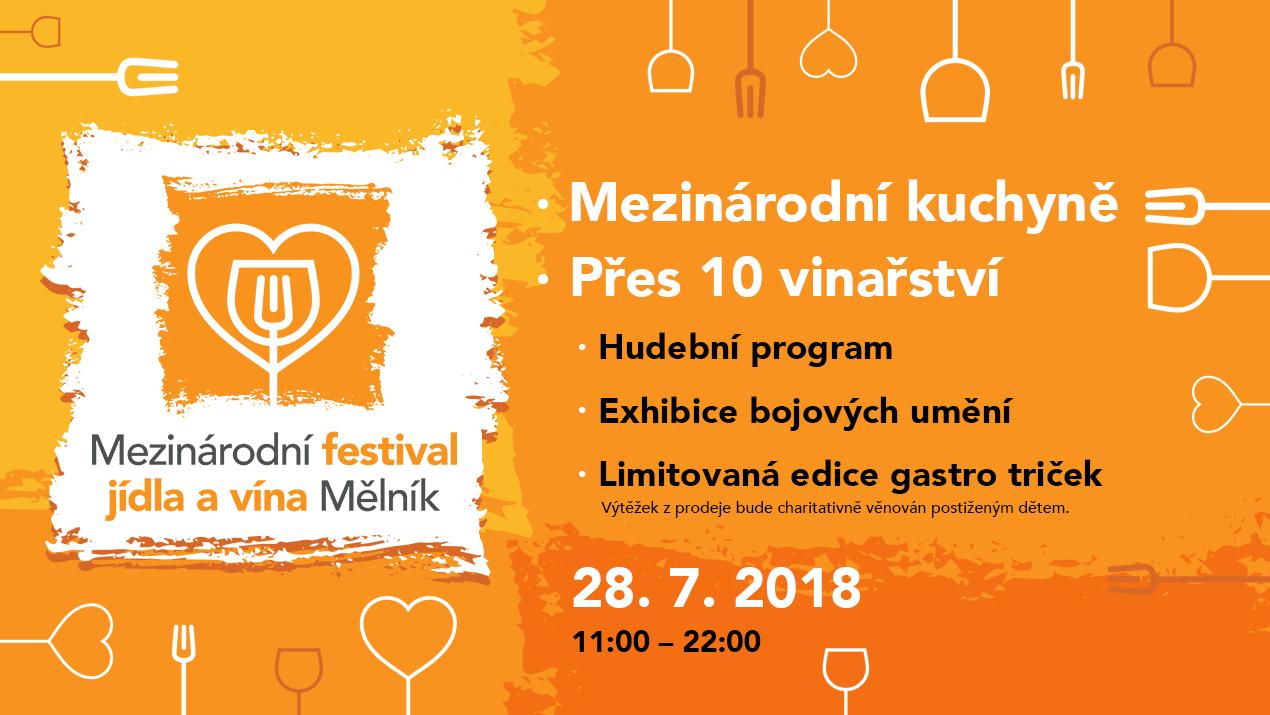 Melnicky gastro food festival